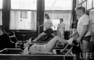 Joseph H Pilates